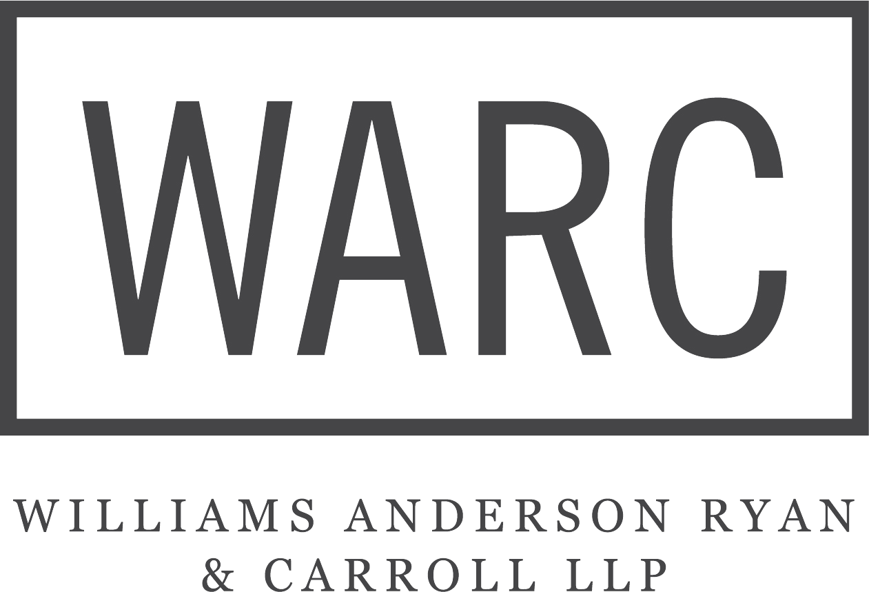 Williams Anderson Ryan & Carrol LLP